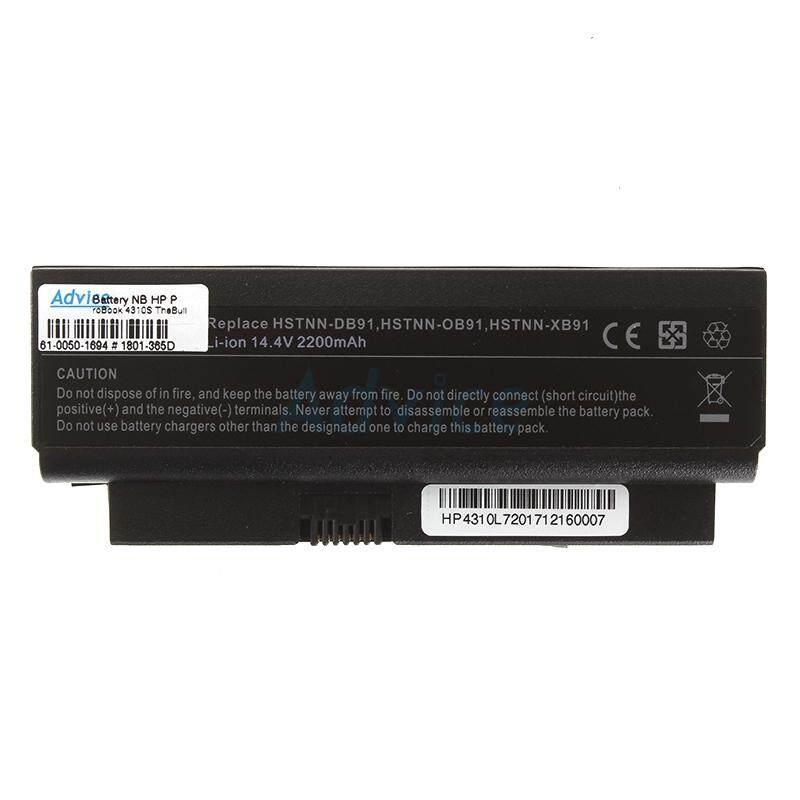 TheBull แบตเตอรี่ี่ Battery NB HP ProBook 4310S