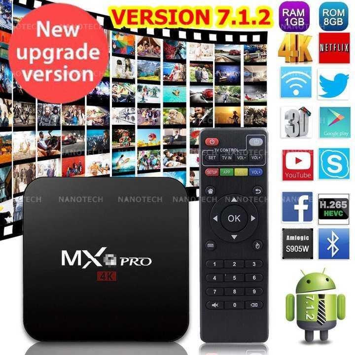 Mxq Pro 4k S905x Firmware Download