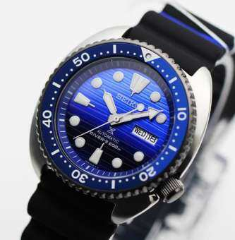 นาฬิกา SEIKO Turtle Save the ocean SRPC91K1 Special Edition