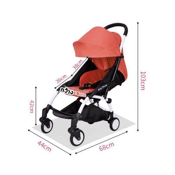 ถูกเหลือเชื่อ Aprica รถเข็นเด็กแบบนอน รถเข็นเด็ก Aprica Luxuna Dual ของแท้ ราคาถูก