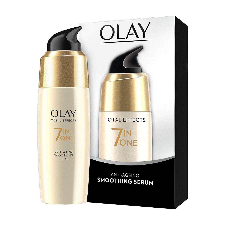 Olay Total Effect 7in1 Daily Serum โอเลย์ โททัล เอฟเฟ็คส์ 7in1 แอนตี้ เอจจิ้ง เดลี่เซรั่ม 50ml.