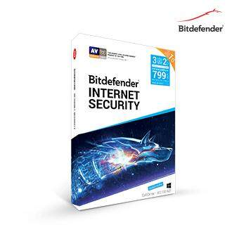 Bitdefender Internet Security 2019 (2Years 3Devices)