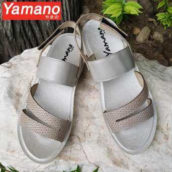 yamano79721 รองเท้าแตะแบบรัดส้น