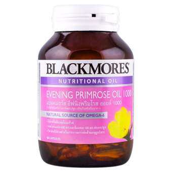 Blackmores Evening Primrose Oil 60 แคปซูล