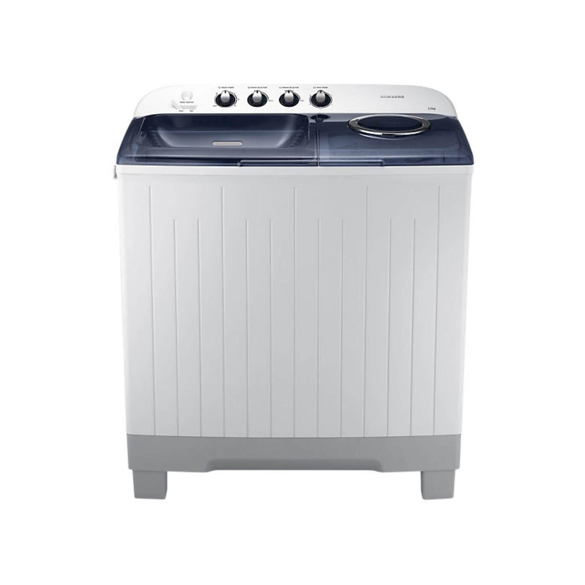 ถูกเหลือเชื่อ เครื่องซักผ้า Sharp -29% Sharp เครื่องซักผ้ากึ่งอัตโนมัติ 2 ถัง ความจุ 9 กก.รุ่น ES-TW90-BL ถูกที่สุด