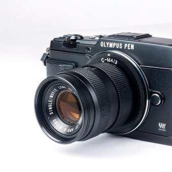 Wesley 33mm F1.6 เลนส์ละลาย เลนส์หน้าชัดหลังเบลอ สำหรับใส่กล้อง Fuji Mirrorless ได้ทุกรุ่น ( เลนส์มือหมุน )-