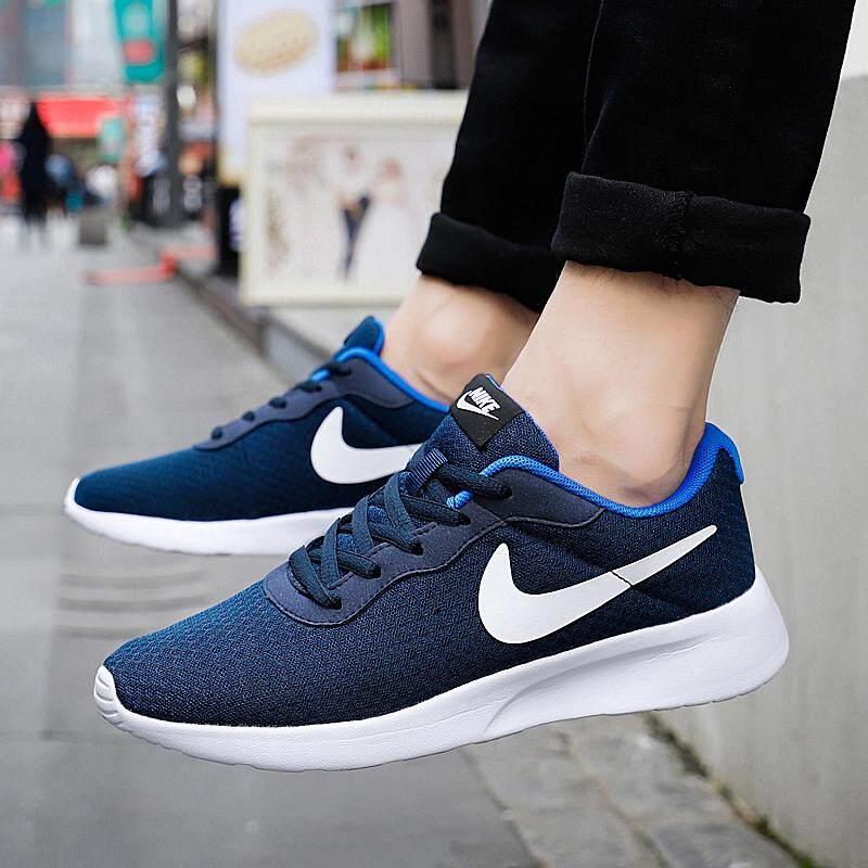 Nike_รองเท้าผ้าใบแฟชั่นทรงสปอร์ต รองเท้าผ้าใบผู้หญิงแฟชั่นแบบสวมรุ่น พร้อมส่ง รองเท้า รองเท้าผ้าใบ รองเท้าแฟชั่น