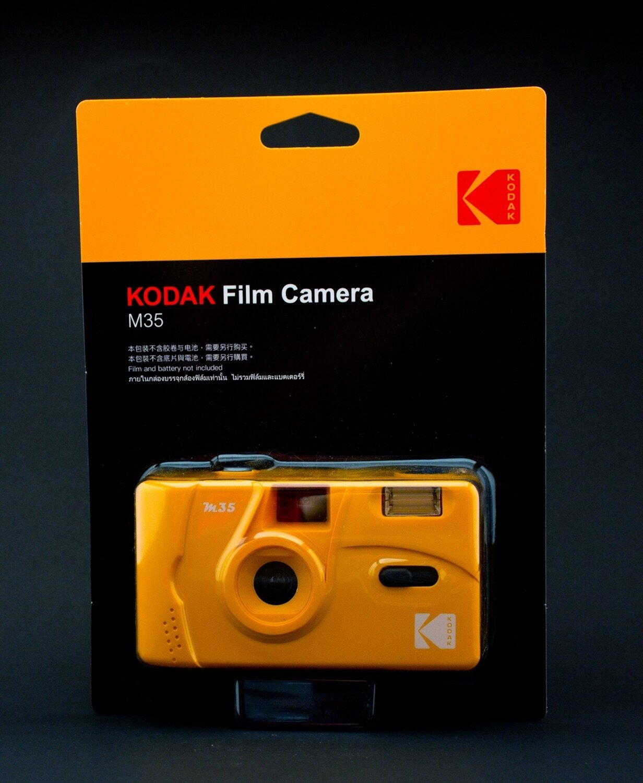 กล้องฟิล์ม Kodak Film Camera M35.