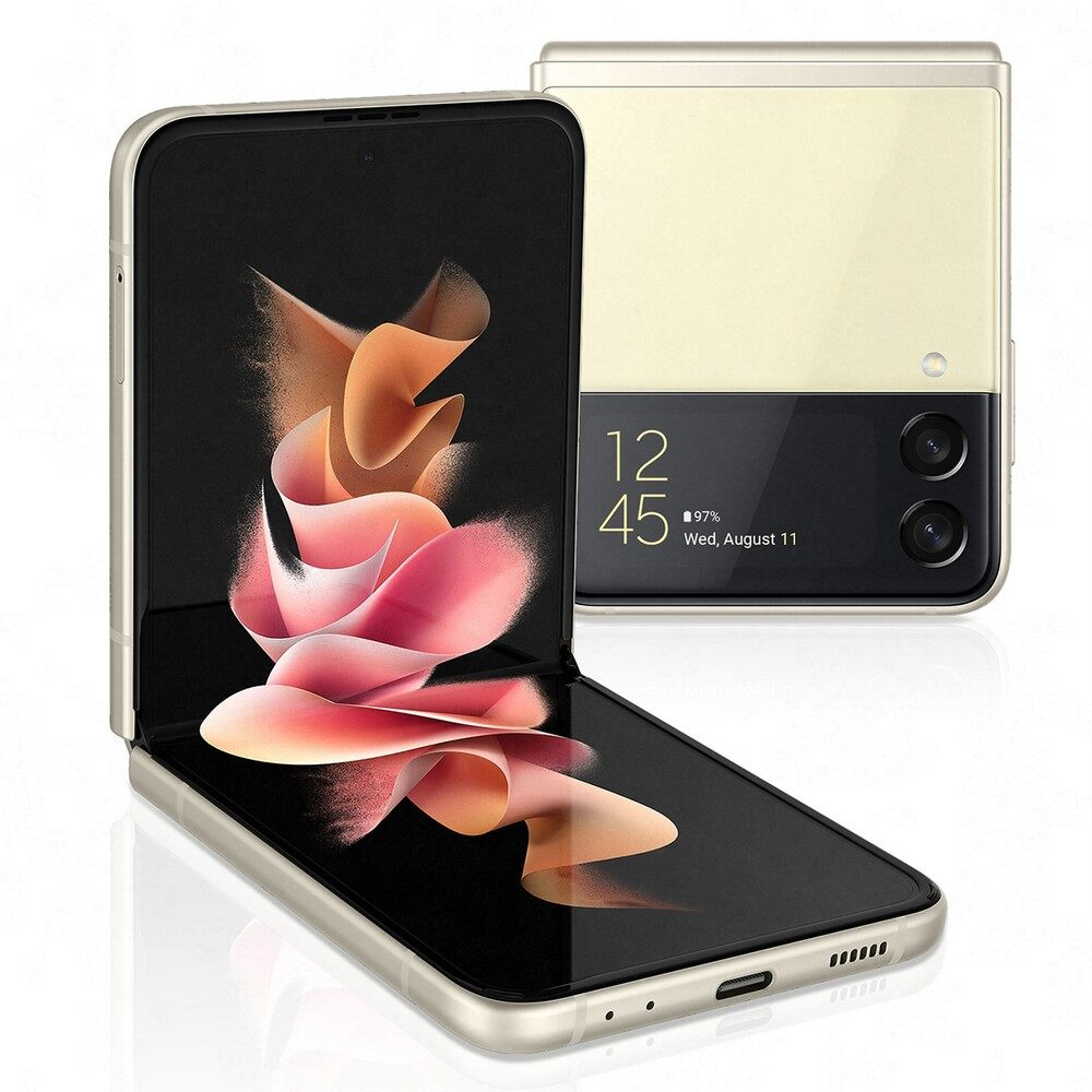 Samsung Galaxy Flip3 5G (Ram 8GB) รับฟรี Cashback Lazada wallet มูลค่า 2,000 บาท