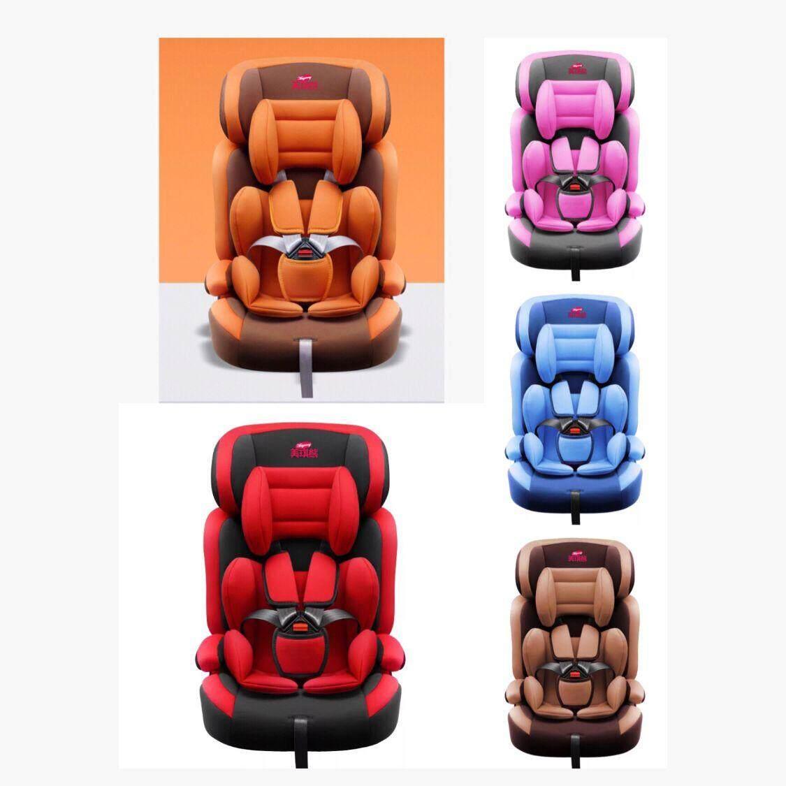 คาร์ซีท (car Seat) เบาะรถยนต์นิรภัยสำหรับเด็กขนาดใหญ่ ตั้งแต่อายุ 0 เดือน ถึง 12 ปี.