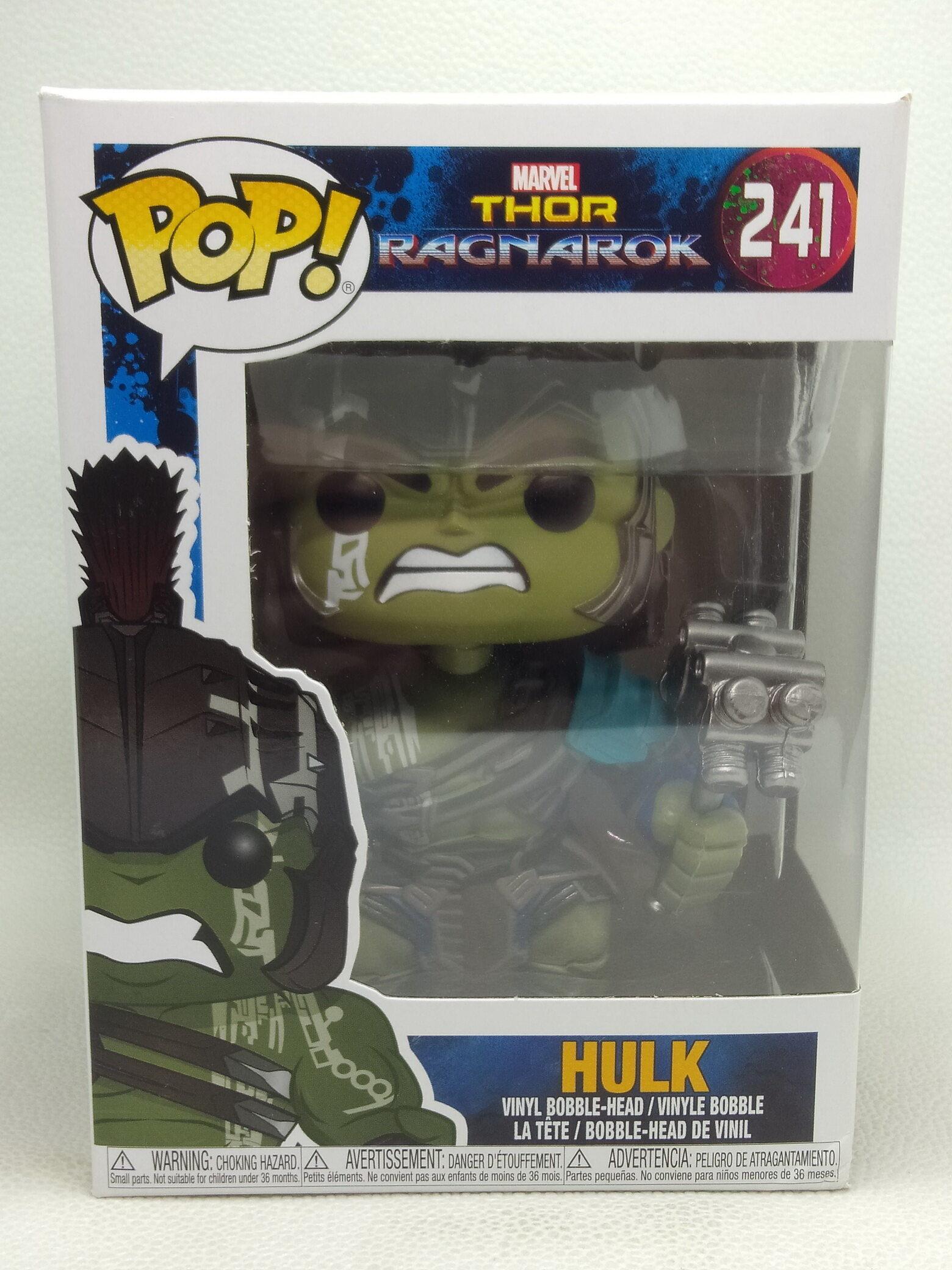 Funko Pop Marvel Ragnarok Thor