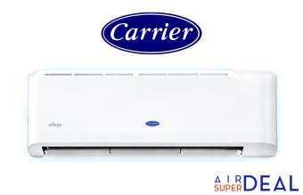แอร์ Carrier Inverter GEMINI 42TEVGB ติดผนัง 11900 BTU ใหม่ล่าสุด ประหยัดไฟเบอร์ 5