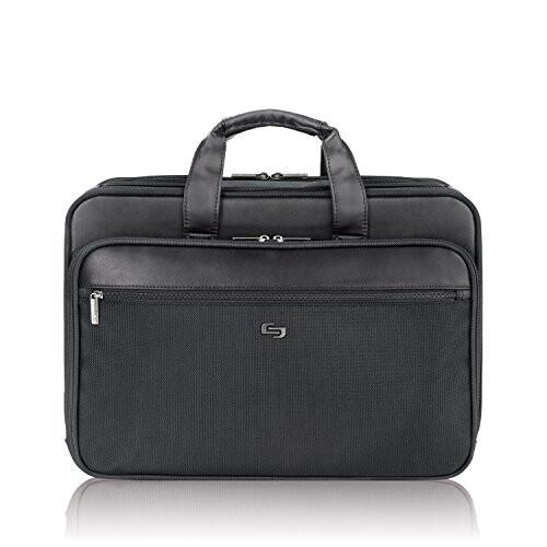 Solo Walker 15.6 Inch Rolling Laptop Case Tan