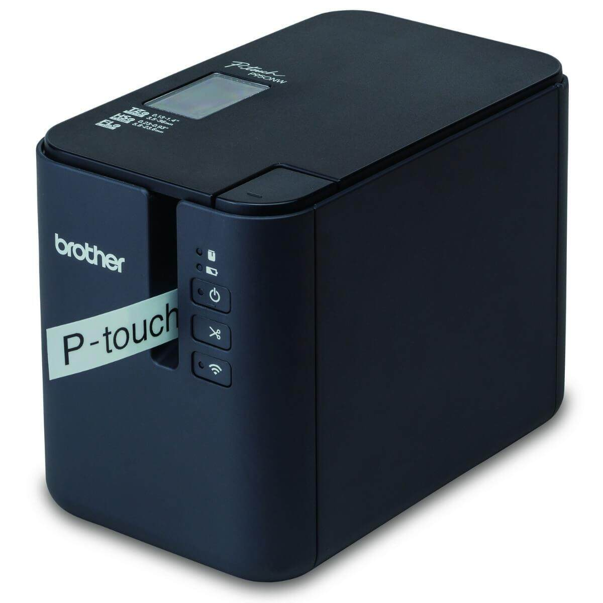Brother PT-P950NW Wireless Powered Network Laminated Label Printer(PTP950NW)