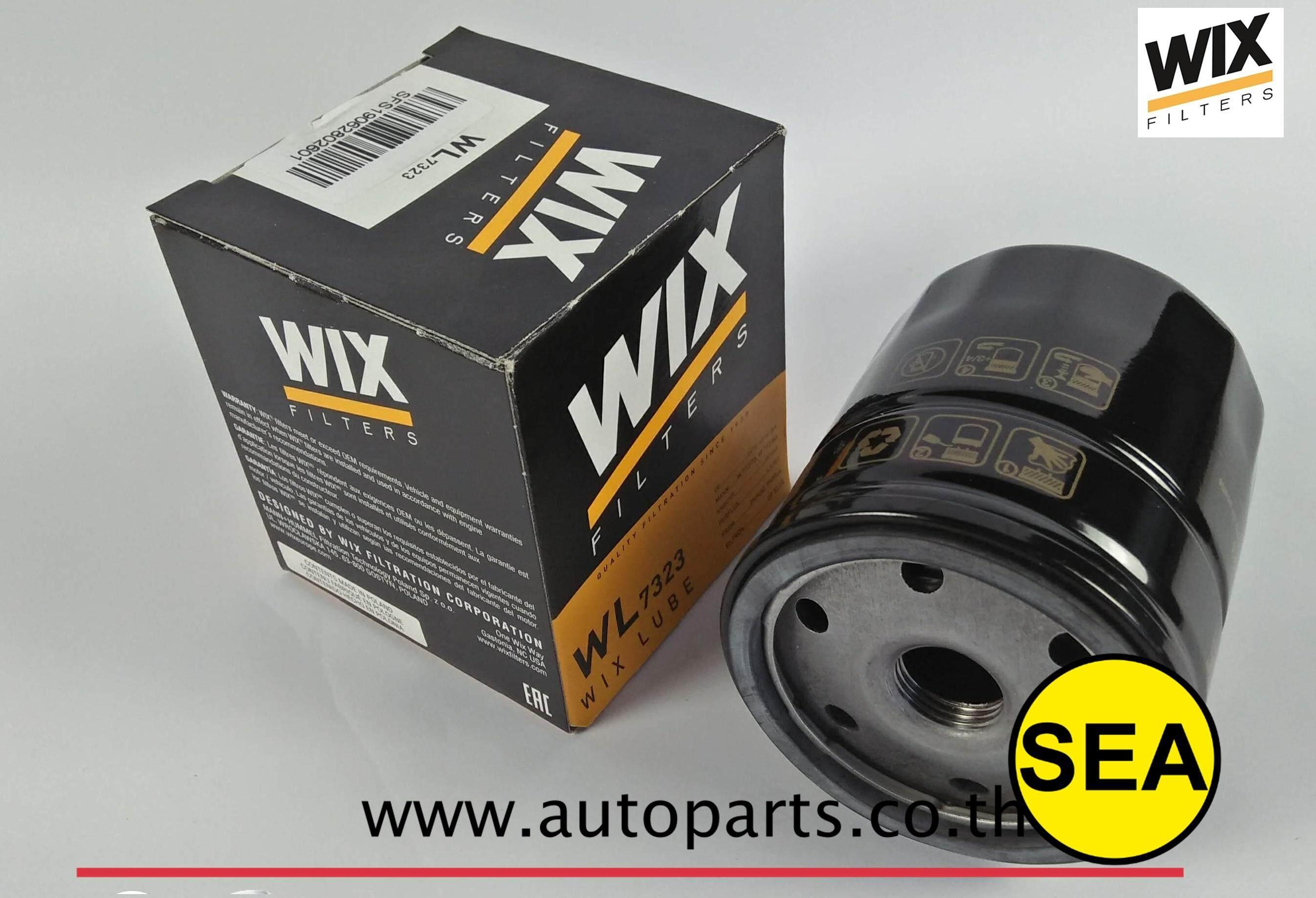 Wix Filter WL7323 Oil-Filter Element