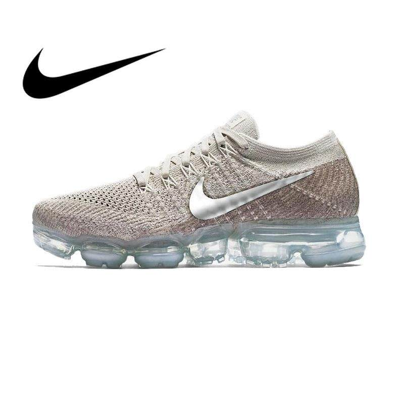 Nike_Air VaporMax_Flyknit zapatillas de correr para mujer Zapatillas de deporte al aire libre Shose Atlético diseñador calzado 2019 nuevo bajo Top 849557