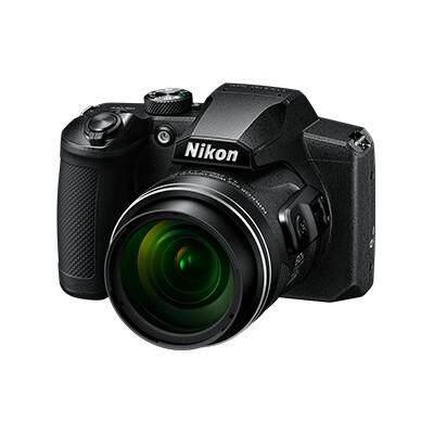 กล้องถ่ายรูป / กล้อง เลนส์ซูม Nikon Coolpix B600 (black) :digital Compact Camera 60x Optical Zoom Dynamic Fine Zoom 120x (ประกันศูนย์นิคอน 1 ปี)/คอมแพค ผ่อน 0% สูงสุด 10 เดือน ส่งเร็ว.