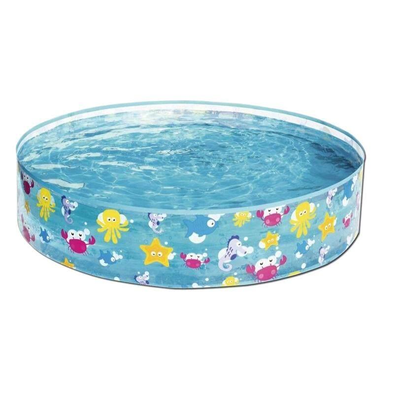 Hard Plastic ChildrenS Paddling Pool Family Swimming Pool Aquarium