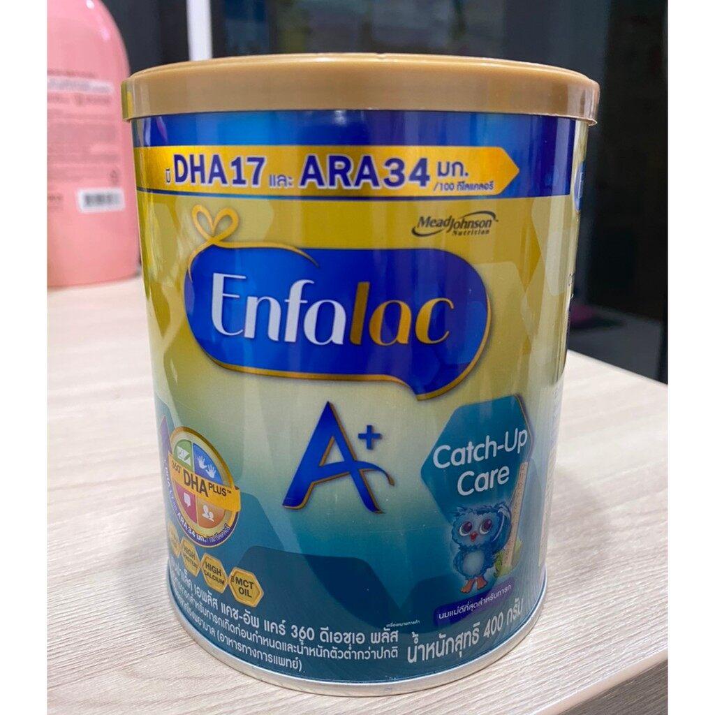 โปรโมชั่น Enfalac A+ Catch-up Care สำหรับทารกคลอดก่อนกำหนด ขนาด 400g