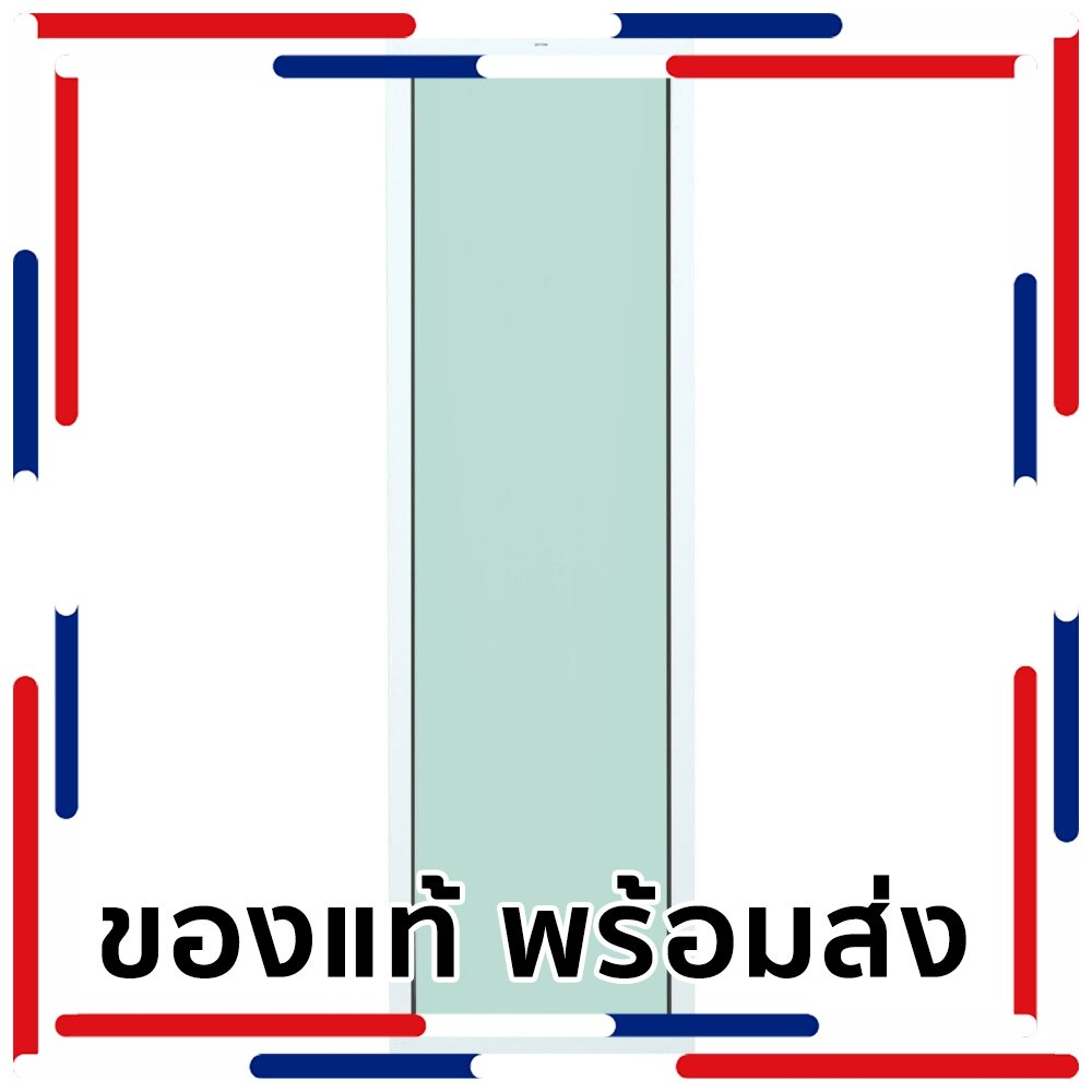 ((hot)) หน้าต่างช่องแสง Upvc Hoffen 60x205 ซม. สีขาว อุปกรณ์เสริมประตูหน้าต่าง อุปกรณ์ประตู Door & Window Accessories Sale ของแท้ 100%.