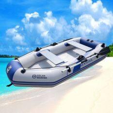 Tay chèo thuyền ca nô màu đen kích thước 126-136cm (sản phẩm không bao gồm thuyền) – INTL