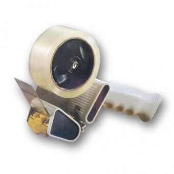 Telecorsa Excell Tape Dispenser ที่ช่วยจับเทป อุปกรณ์ปิดกล่อง รุ่น Excell288 - สีขาว