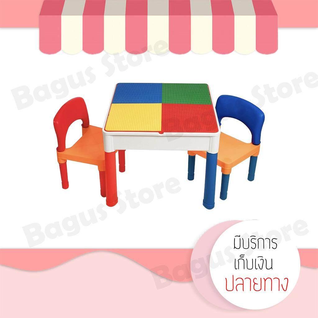 ซื้อที่ไหน (โปรดเลือกตัวเลือกให้ถูกต้องสินค้ามี 5 ตัวเลือก) โต๊ะต่อเลโก้ + เก้าอี้ 2 ตัว (เลือกสั่งได้ 5 แบบ)