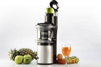 BUONO เครื่องสกัดน้ำผักผลไม้รอบต่ำ สกัดน้ำผลไม้ รุ่น BUO-266008  อุปกรณ์ทำเครื่องดื่ม เครื่องสกัดน้ำผักผลไม้