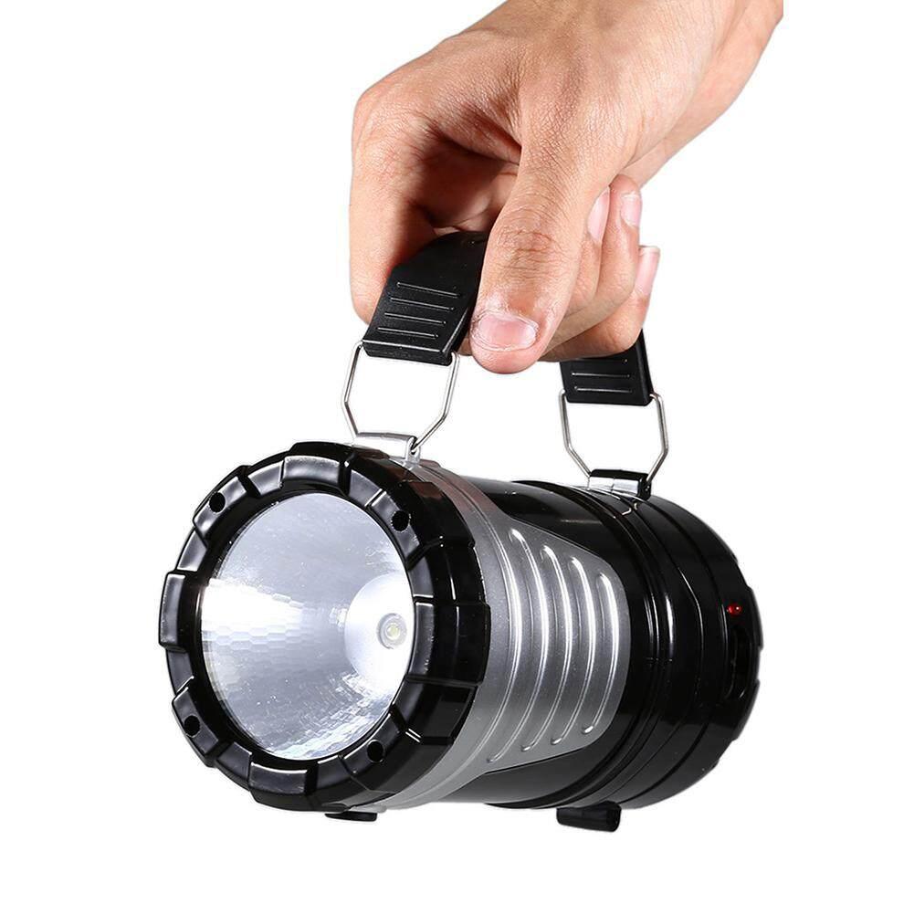 Bảng giá Di Động Lồng Đèn LED Năng Lượng Mặt Trời Lều Đèn Ngoài Trời Ốp Đèn Đèn Pin Đèn Pin Dùng Cho Cắm Trại, Đi Bộ Đường Dài