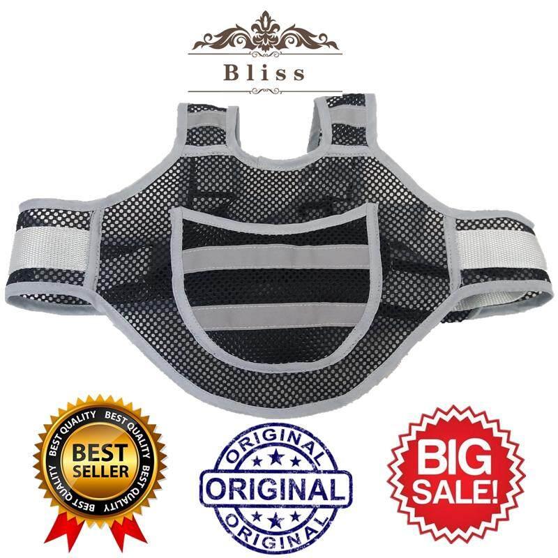 Bliss สายรัดนิรภัยกันเด็กตกรถมอเตอร์ไซต์ สำหรับเด็กอายุ 3 - 10 ปี แบบกระเป๋าเป้สะพายหลัง สำหรับขับขี่มอเตอร์ไซต์ Adjustable Motorcycle Safety Seat Strap Belt Harness Chest Kid Safe Buckle