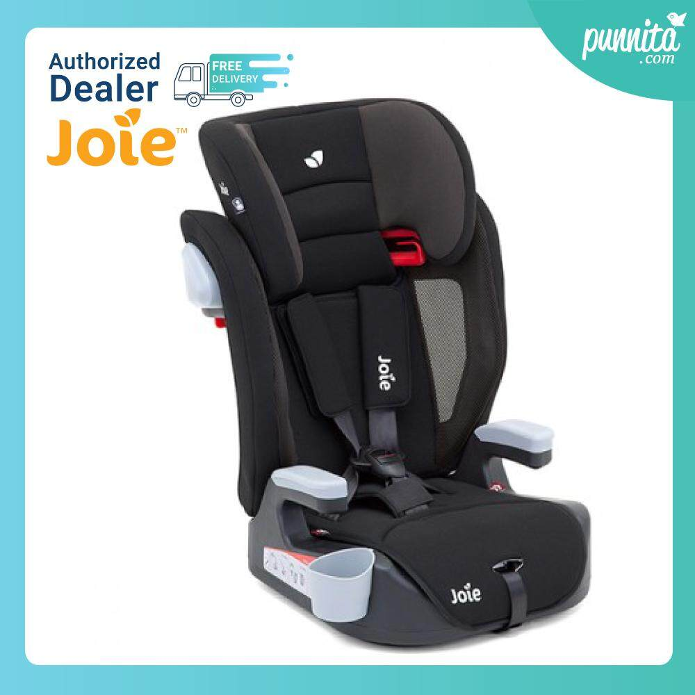 Joie Car Seat Elevate คาร์ซีทใช้ได้ตั้งแต่น้ำหนัก 9-36kg. [punnita Authorized Dealer].