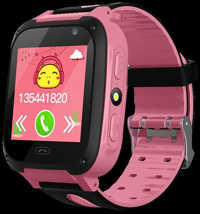 Like-Shop Smart Watch V4 นาฬิกาเด็กจอสัมผัส ป้องกันเด็กหาย รองรับภาษาไทย สมาร์ทวอทช์ โทรเข้า-ออก สายรัดข้อมือตั้งปลุก สมาทวอชติดตามตำแหน่งgps Smart Band เมนูภาษาไทย (ส่งด่วน1-2 วัน ได้รับ).