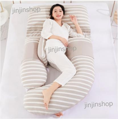 ราคา หมอนคนท้อง หมอนข้างคนท้อง หมอนรองครรภ์ U-Shape ยืดหยุ่น คืนรูปได้ จัดท่านอน รองรับน้ำหนักได้ดีเยี่ยม ลดอาการปวดหลัง นอนหลับไม่สนิทหมอนปรับอิง ปรับม้วน จัดได้หลายทรงมีส่วนเว้าสำหรับรับกับข้อศอกช่วยให้นอนสบายยิ่งขึ้น