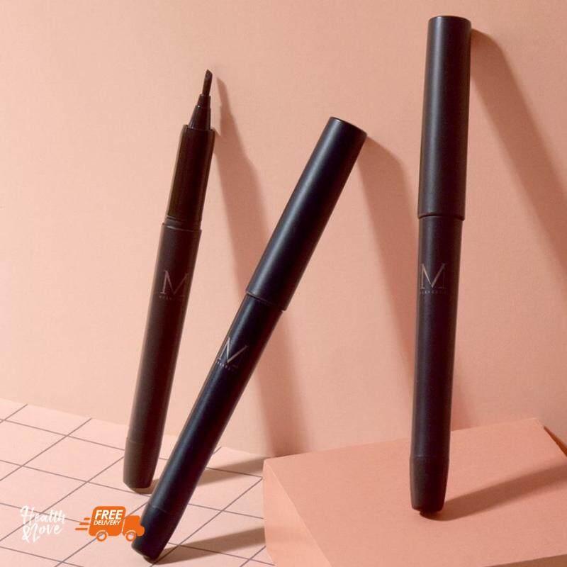 (ของแท้/พร้อมส่ง) MERREZCA Liquid Tight Line Eyeliner อายไลนเนอร์หัวตัด เมอร์เรซก้า Merrez'Ca