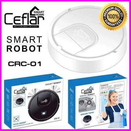 Robot ดูดฝุ่น พิเศษ! ส่งเสริมการตลาดเครื่องดูดฝุ่นโรบอท Ceflar [พลาดไม่ได้]