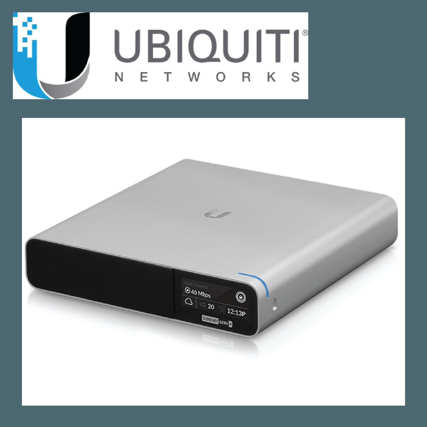 Ubiquiti Unifi Cloud Key Gen2 Plus.