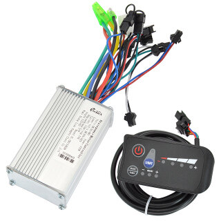 Display Panel Brushless Controller Kit for Electric Bicycle Scooter thumbnail