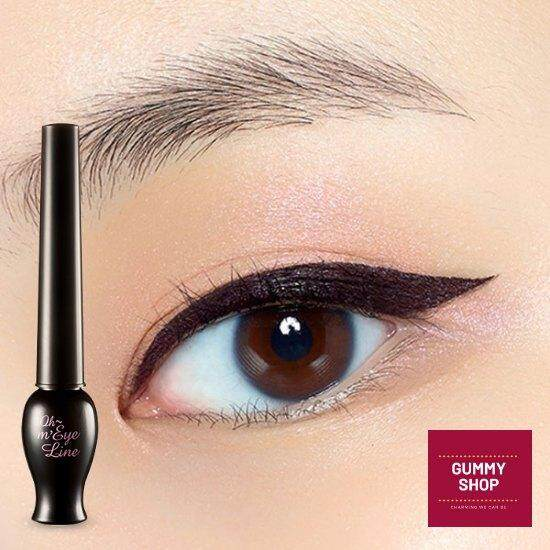 แท้ ถูก Etude House Oh My Liner No. 1  Black สีดำค่ะ_Gummy Shop