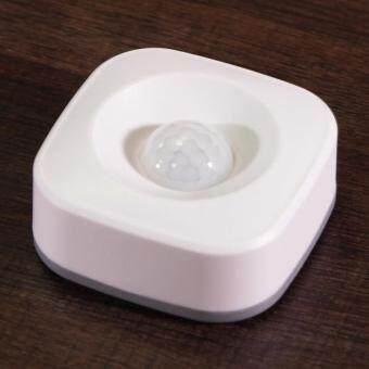 Tuya Smart Wi-Fi PIR Motion Sensor  เซ็นเซอร์จับความเคลื่อนไหวเชื่อมต่อกับแอพผ่าน Wi-Fi โดยตรง ไม่ต้องผ่านฮับ  (ใช้กับแอพ Tuya)
