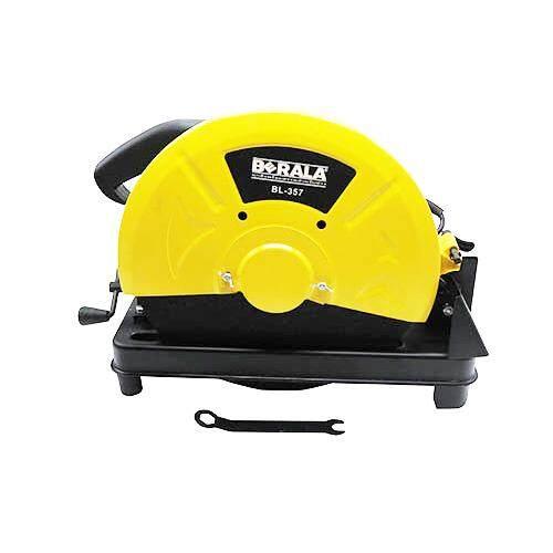 BERALA เครื่องตัดเหล็ก และไฟเบอร์พร้อมแท่น 2,200 วัตต์ - 3,800 รอบต่อนาที เส้นผ่าศูนย์กลางใบมีด 14 นิ้ว รุ่น BL-357 / BERALA Cut-Off Saw Chop Saw for Metal Cutting - 2,200 Watt - 3,800 RPM - 355 MM. Blade Diameter - Model Number BL-357