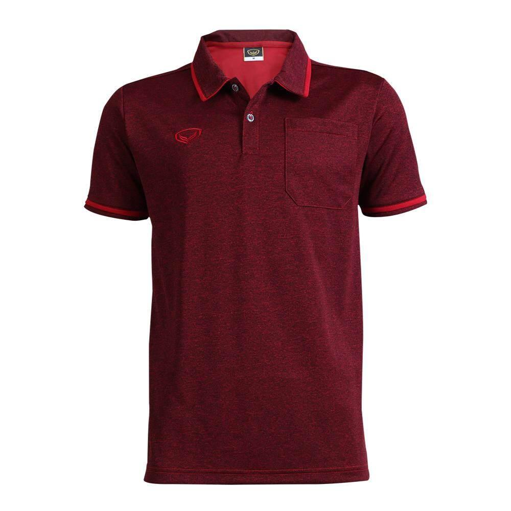 Grand  Sport: เสื้อโปโลชายแกรนด์สปอร์ต รหัส :012577.