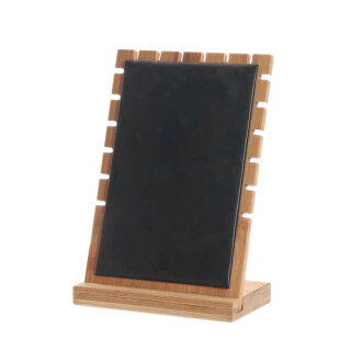 Bảng Gỗ Đứng, Hộp Đựng Trang Sức Vòng Cổ Trưng Bày Bông Tai Giá Đỡ Trang Sức, Hộp Đựng Đa Năng thumbnail