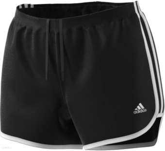 Adidas กางเกง วิ่ง ผู้หญิง อาดิดาส Running Women Short Marathon20 DQ2645 (1000)-
