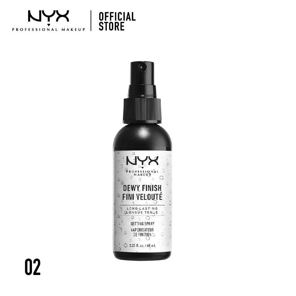 ล็อคเมคอัพให้ติดทนนาน นิกซ์ โปรเฟสชั่นแนล เมคอัพ เมคอัพ เซ็ทติ้ง สเปรย์ NYX Professional Makeup Makeup Setting Spray - MSS02 (เซ็ทติ้งสเปรย์)