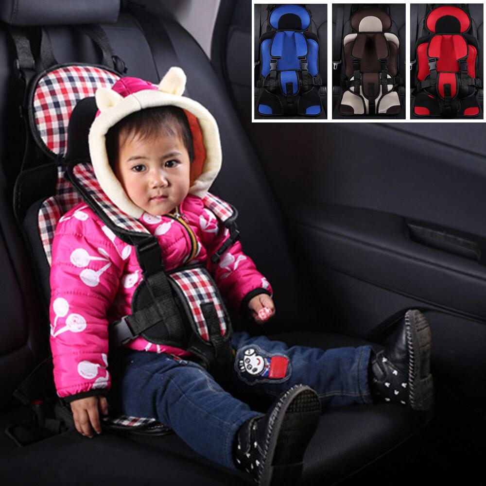 Babydede Car Seat คาร์ซีทเด็กแบบพกพา ที่นั่งในรถสำหรับเด็ก ใช้ได้ตั้งแต่ 6 เดือน - 7 ขวบ.