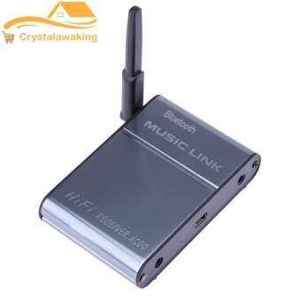 X500 Bluetooth 4.0 เครื่องรับสัญญาณเสียงไฮไฟการเชื่อมโยงเพลงแบบไร้สาย