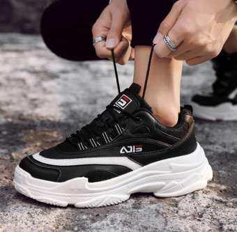 Kadine New ร้องเท้าผ้าใบผู้ชาย ร้องเท้าแฟชั่น สไตล์ รุ่นฮิต No.A443