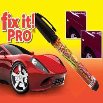 Fix it Pro ปากกาลบรอยขีดข่วนรถยนต์ ,มอเตอร์ไซค์ หรือยานยนต์ทุกประเภท