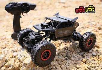 SP Toys รถบังคับ รถบังคับไต่หิน รถบังคับไต่ภูเขา รถบังคับบิ๊กฟุต บอดี้อัลลอย RACE APEX 4WD 2.4 ghz-