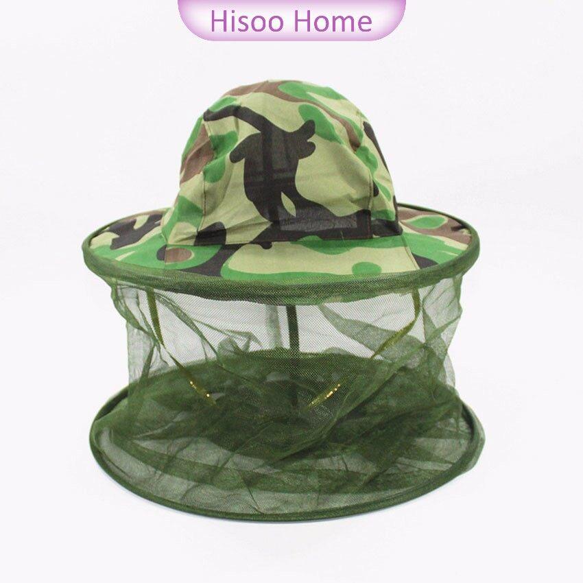 หมวกกันแมลง หมวกปีกกว้าง หมวกกันยุงแมลง หมวกเดินป่าหมวกมุ้ง Insect Hat.